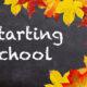 starting school image